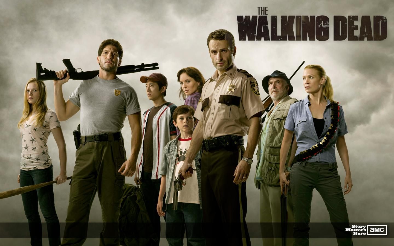 The Walking Dead Wallpaper 1440x900