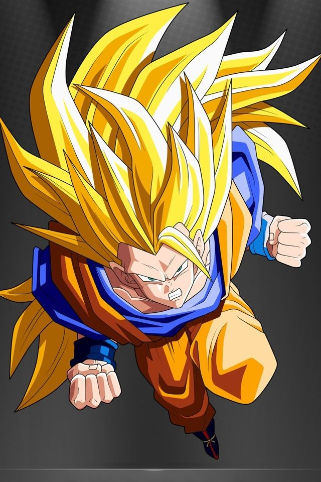 Goku Wallpaper Iphone Goku ssj3 iphone wallpaper 640x960