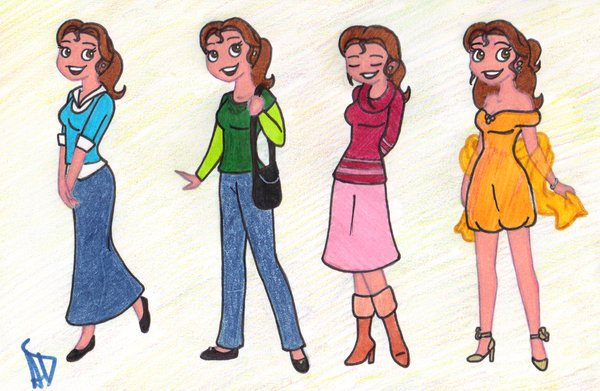 modern prince princess disney princess 27540238 600 391jpg 600x391