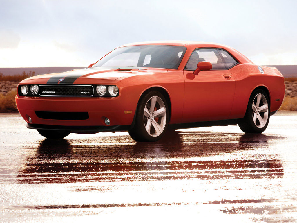 Photo Dodge Challenger SRT8 wallpaper gallery 1024x768