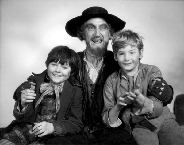 Fagin Oliver and Dodger six by thebarefootedsasha on 600x472