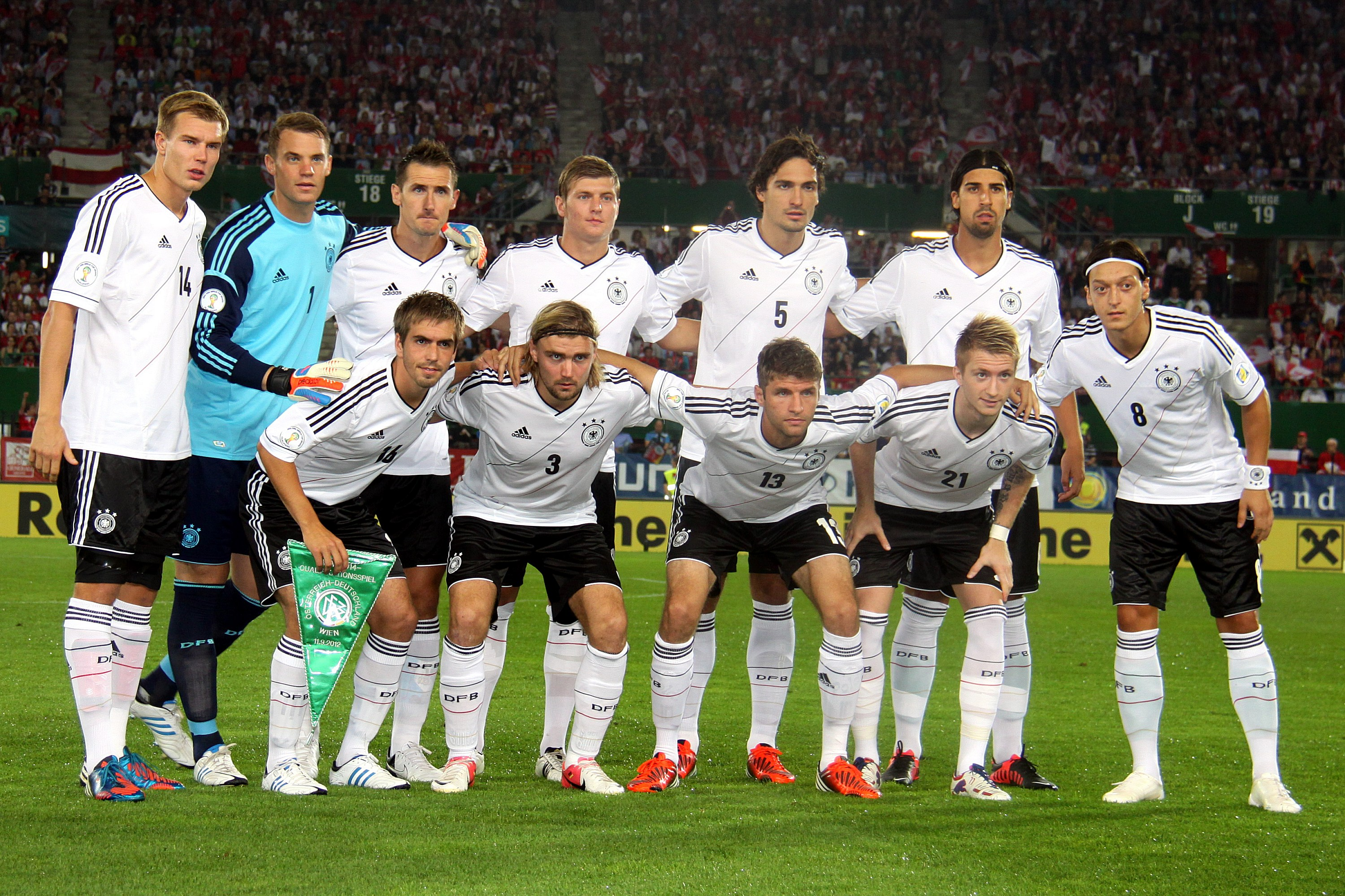 Germany National Football Team 2013 HD Wallpaper 3000x2000