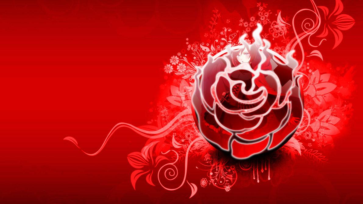 Ruby Rose RWBY Wallpaper - WallpaperSafari