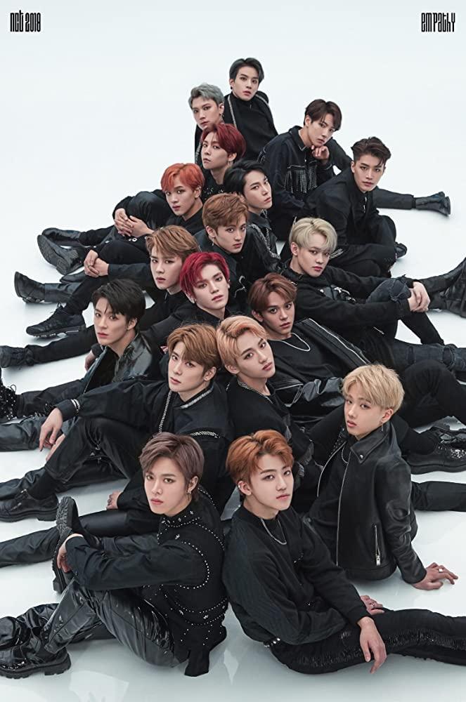 NCT 2018 Black on Black 2018 663x1000