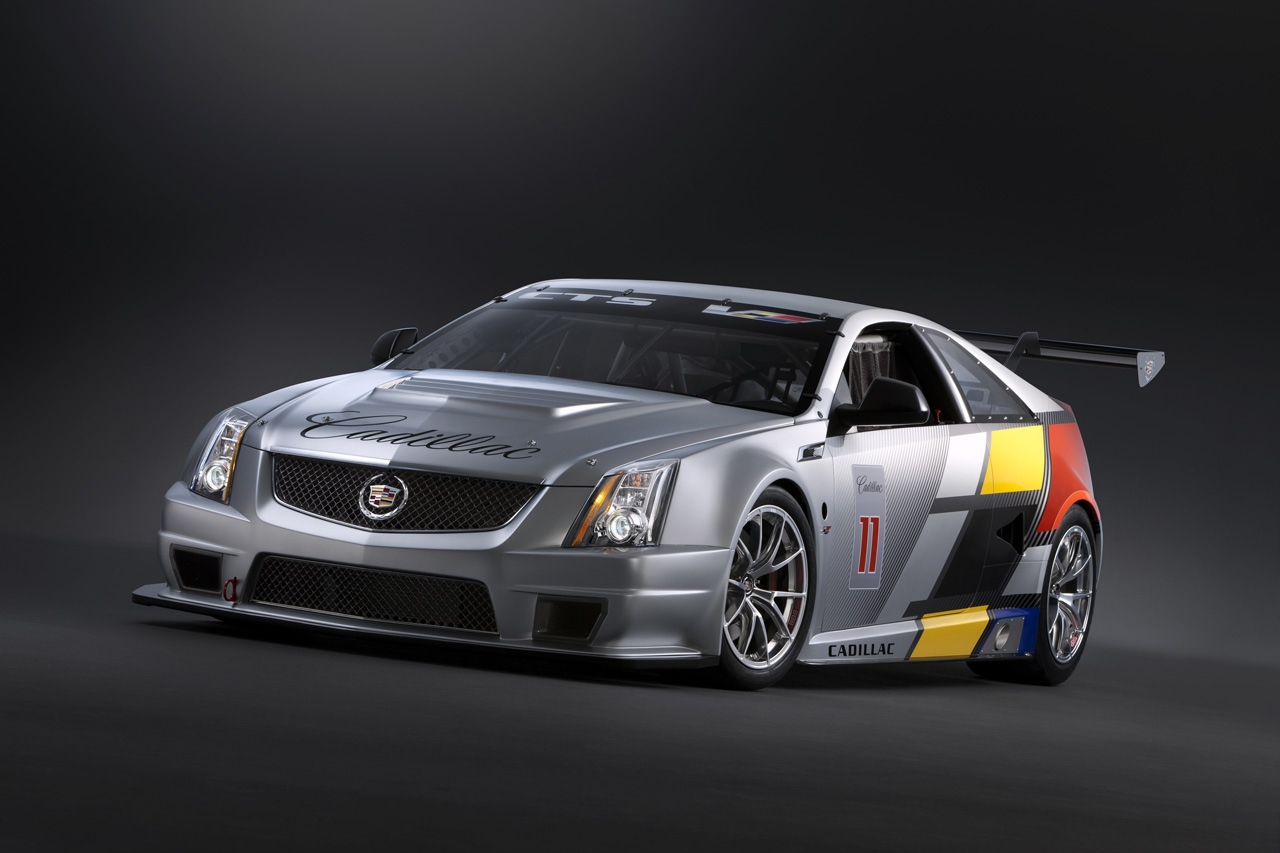 Cadillac CTS V Coupe Race Car Wallpaper 1 1280x853