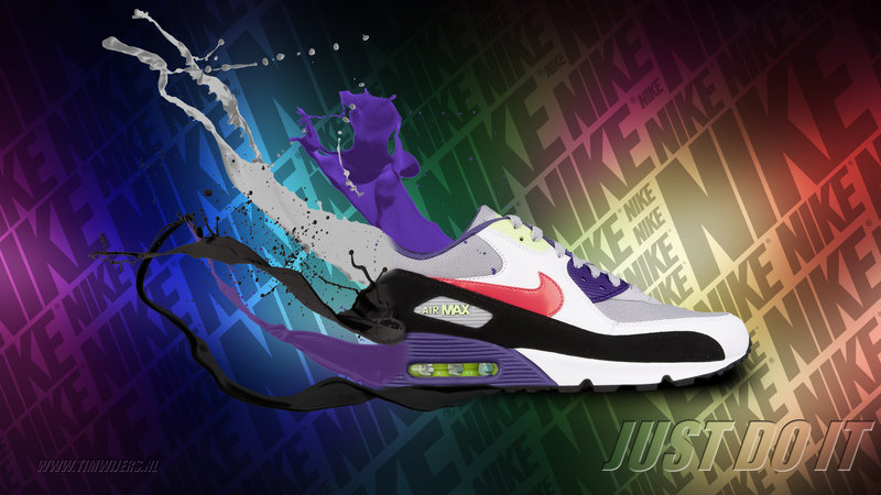 Nike Air Max 90 Wallpaper by fluffypsyco 800x450