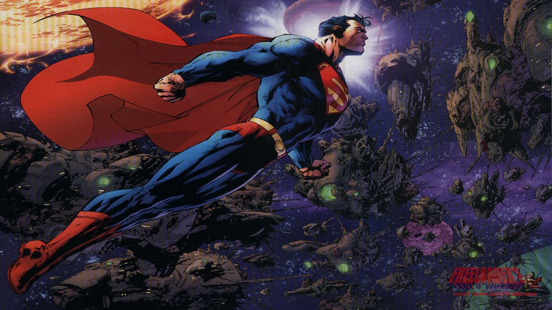 Superman dc comics 3975888 1024 768 Wallpaper HD Desktop Wallpapers 1920x1080