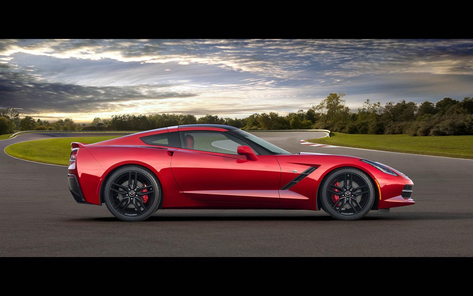 Corvette c7 2014 high definition wallpapers