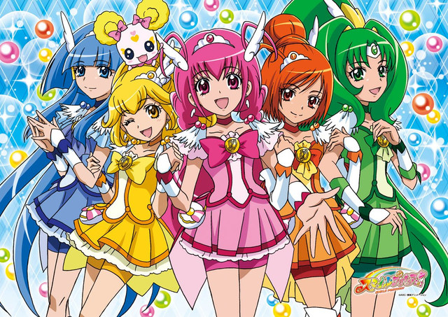 Saban Brands Advertises Smile PreCure Adaptation as Glitter Force 640x453