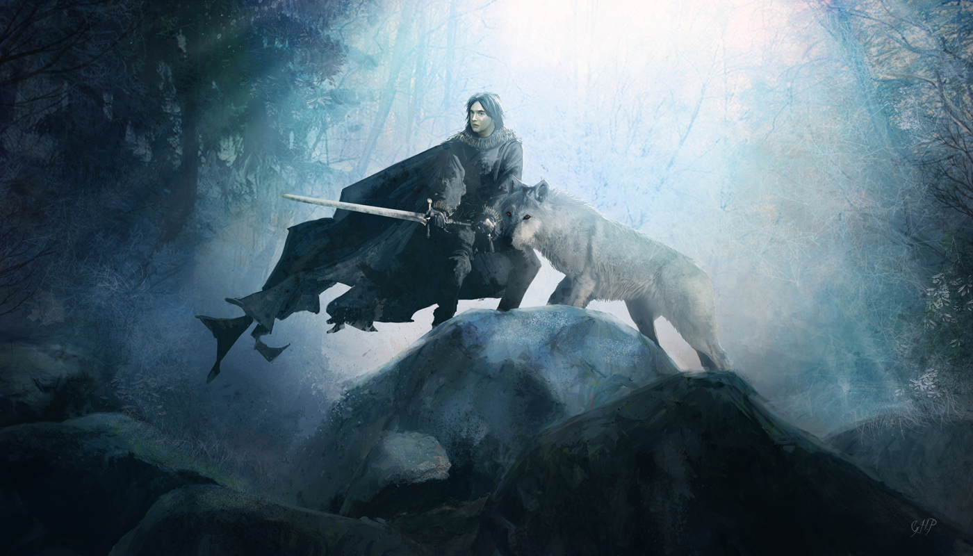 prince and his wolf Wallpaper Background 27334 1400x800