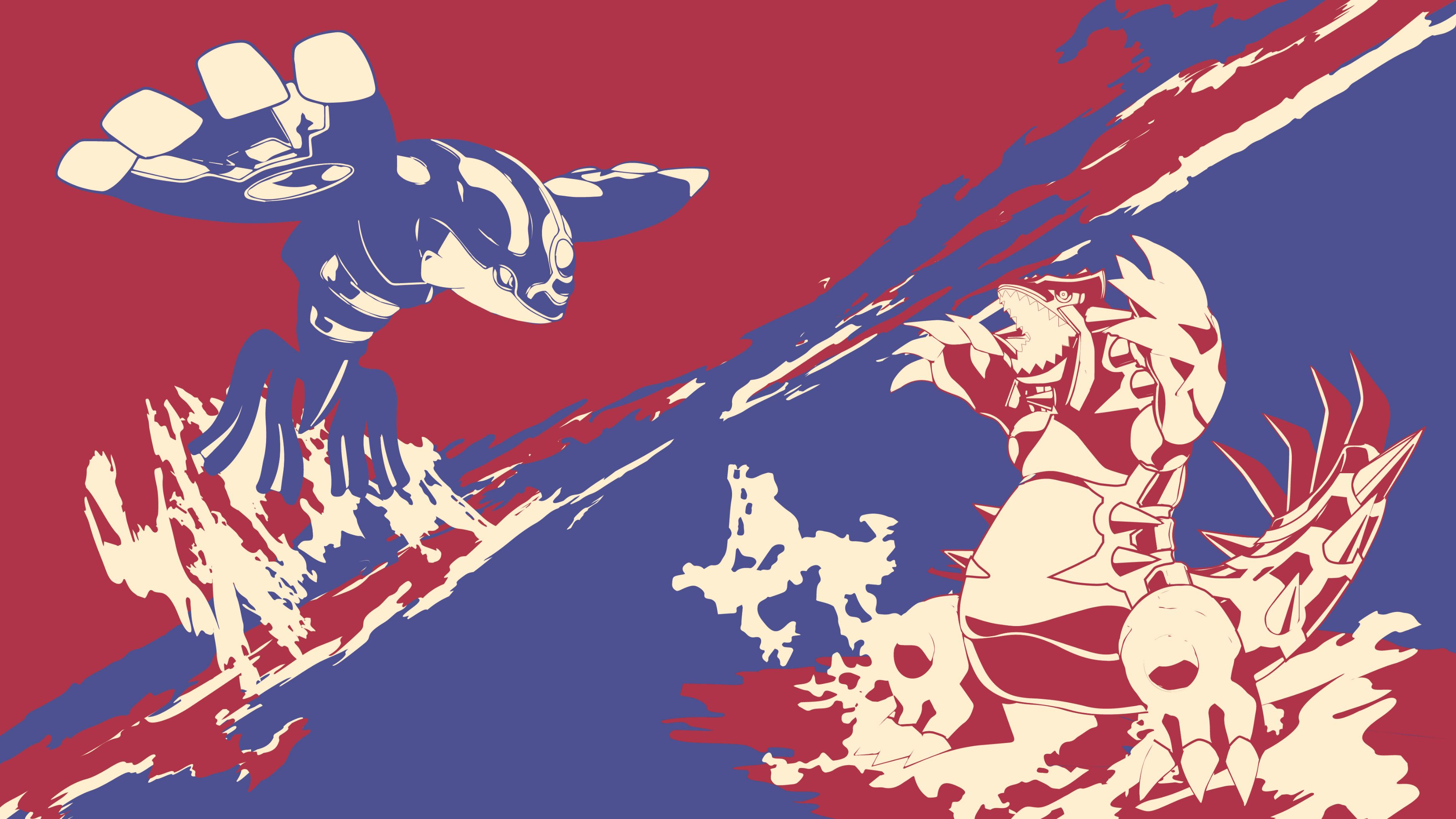 Red Pokemon Wallpaper - WallpaperSafari