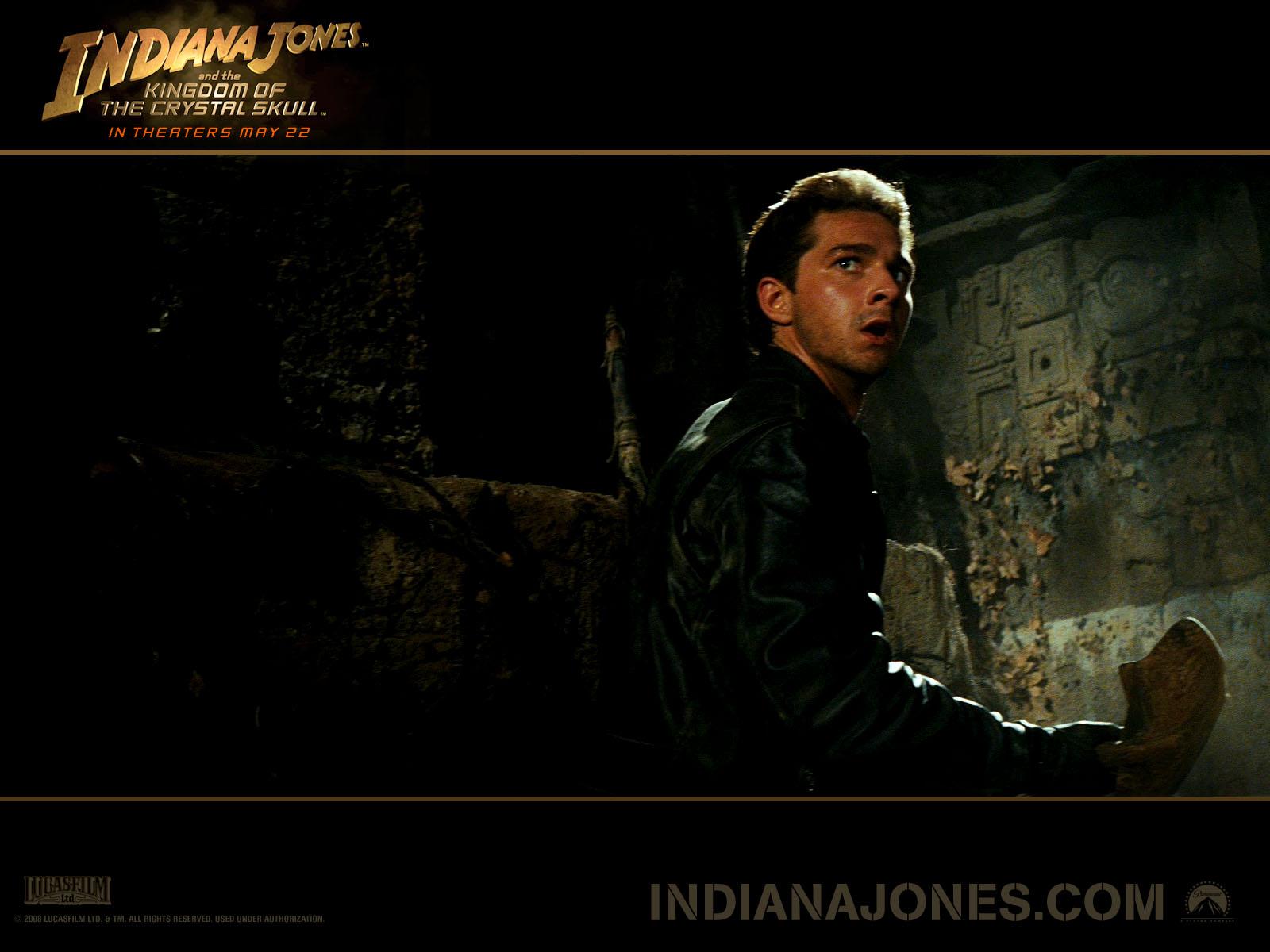 Indiana Jones Desktop Background