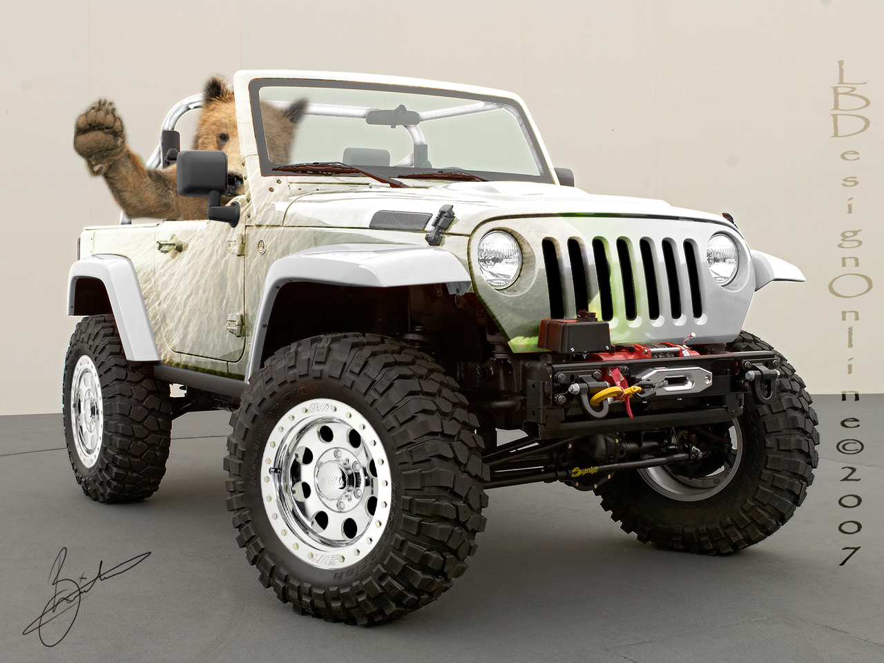 Download Jeep wallpaper Jeep 3 1280x960