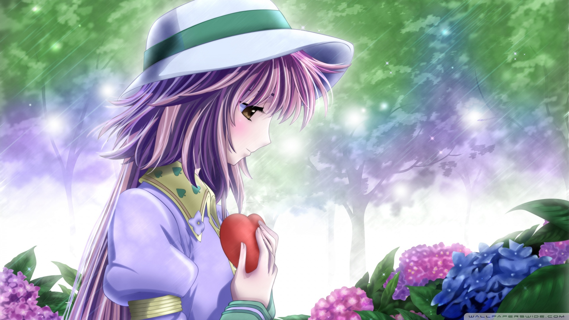 Anime Love Wallpapers: Cute Anime Wallpaper 1920x1080
