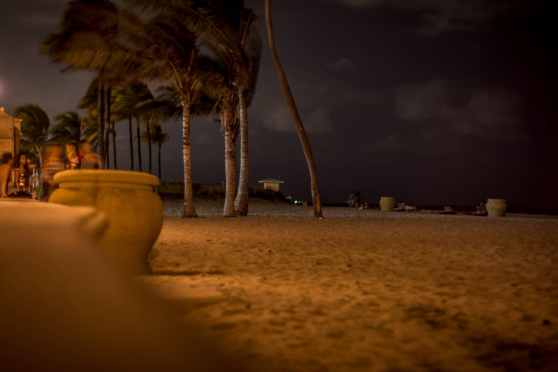 Hollywood Beach South Florida   Midnight Halloween 4K wallpaper 6000x4000