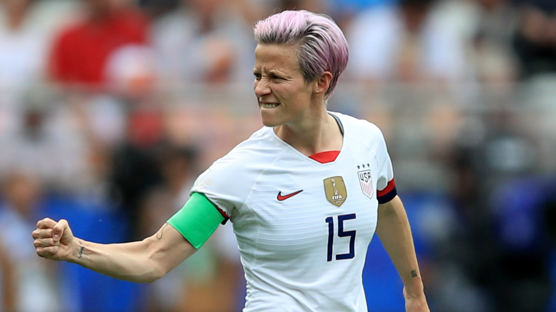 USWNT news US presidential candidate Inslee wants Rapinoe as 1920x1080