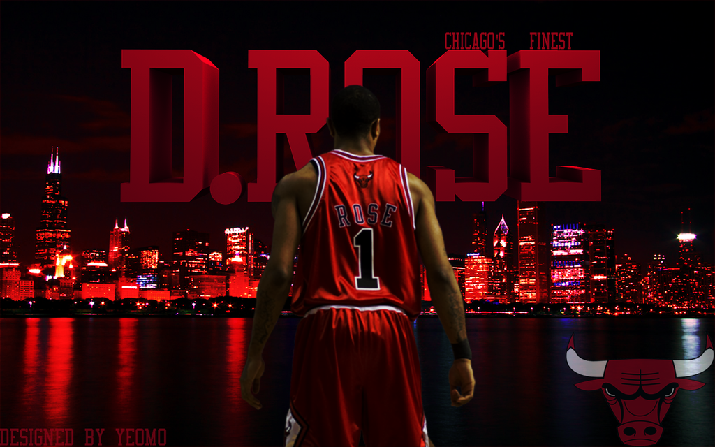Derrick Rose 2015 Wallpapers 1024x640
