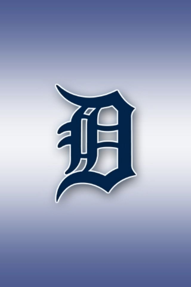Detroit Tigers iPhone Wallpaper HD 640x960