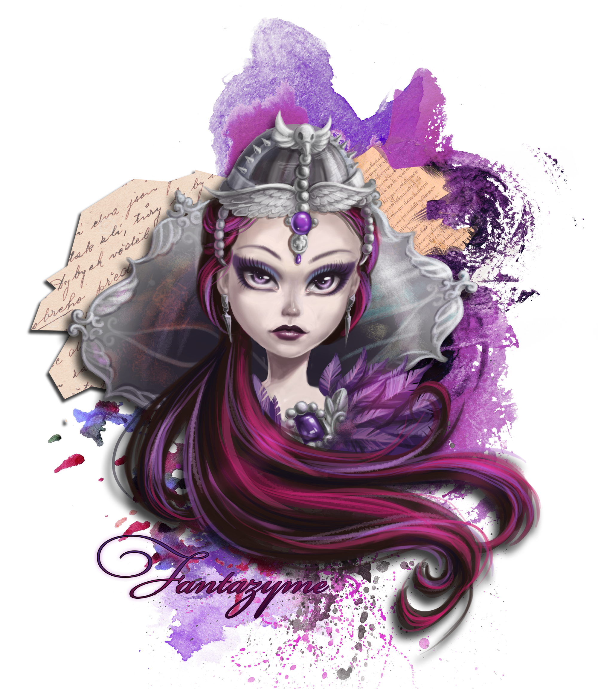 Ever After High images Raven Queen Ever After High HD wallpaper and 2000x2304
