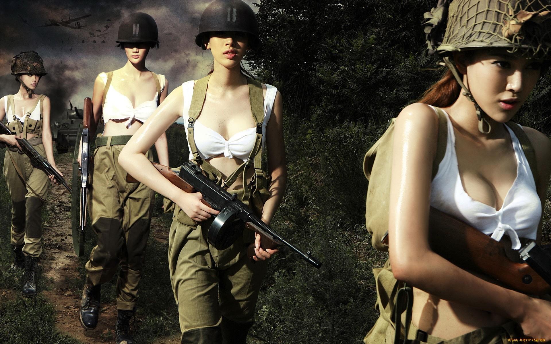 Navy Women Wallpaper - WallpaperSafari
