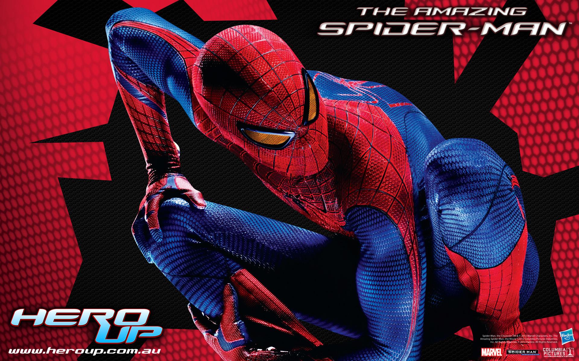 Patriotism in spiderman movies