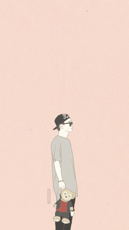 Exo Wallpaper Tumblr Wallpapersafari