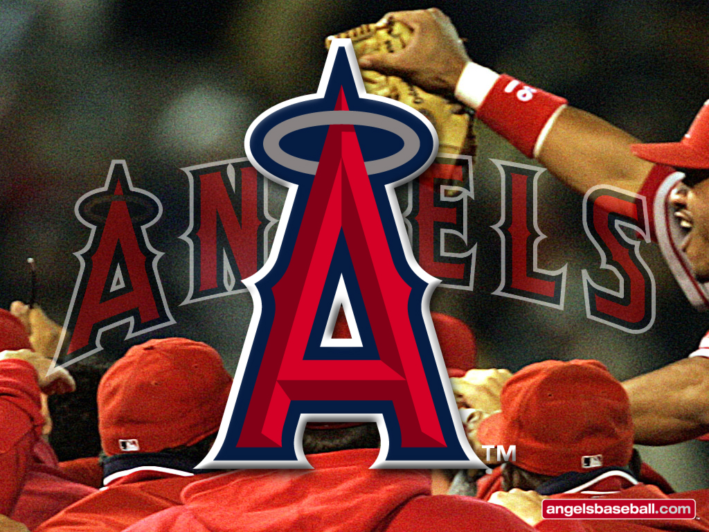 Los Angeles Angels of Anaheim wallpaper LA Angels Wallpaper 1024x768