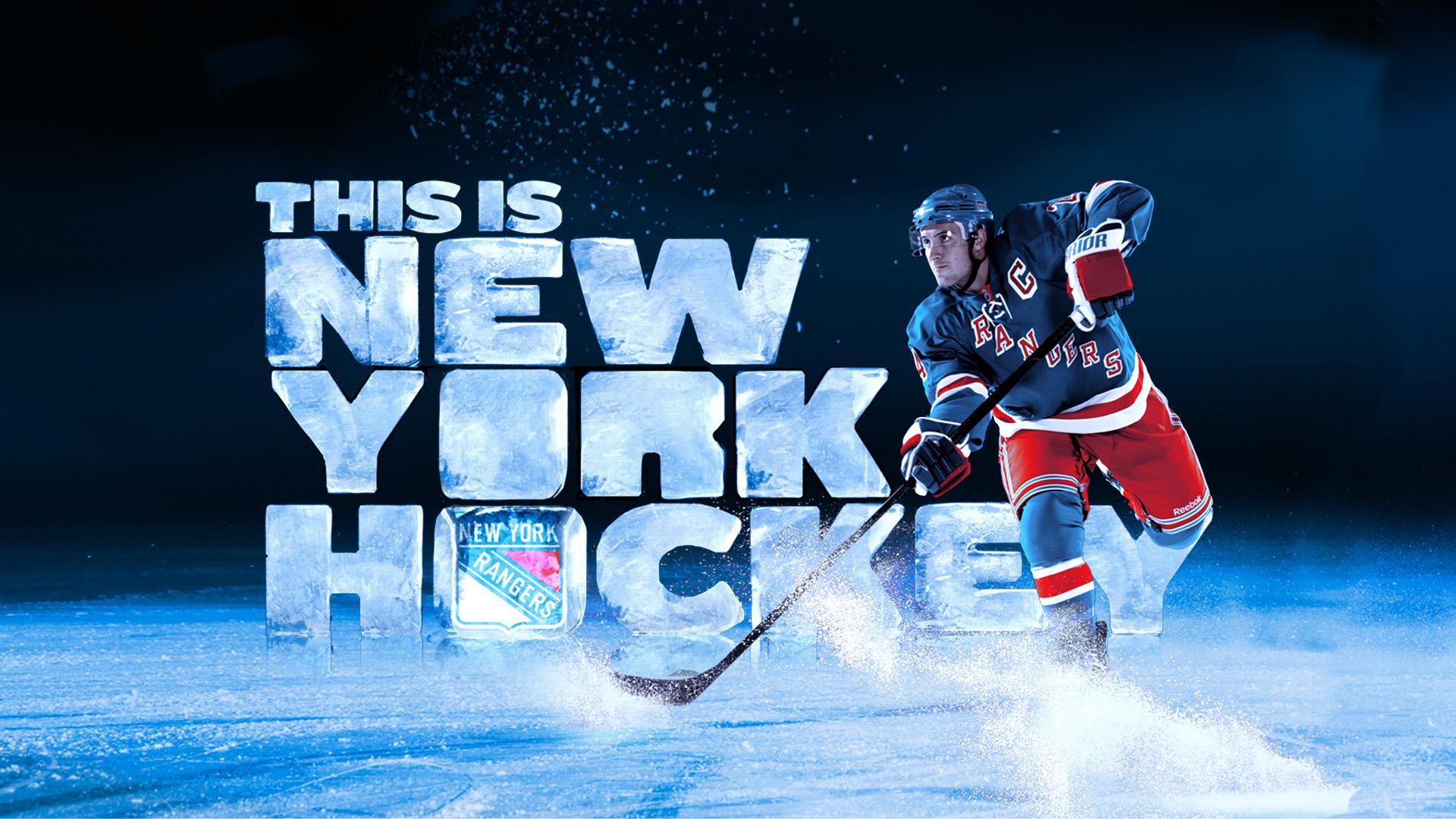New York Rangers Blog 1920x1080