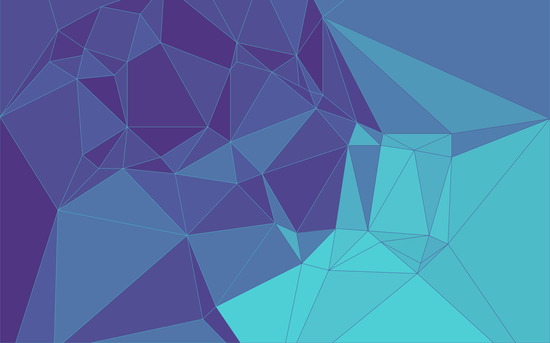 FunMozar Geometric Triangle Wallpapers 2880x1800