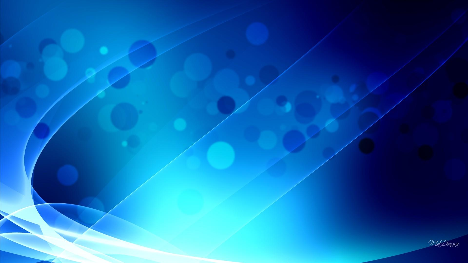 Blue Abstract wallpaper 1920x1080 57221 1920x1080