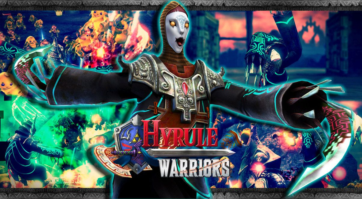 Hyrule Warriors Wallpaper   Zant Hyrule Warriors Legends 1205x663