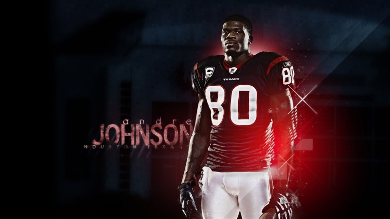Andre Johnson Houston Texans HD Wallpaper   WallpaperFX 804x452