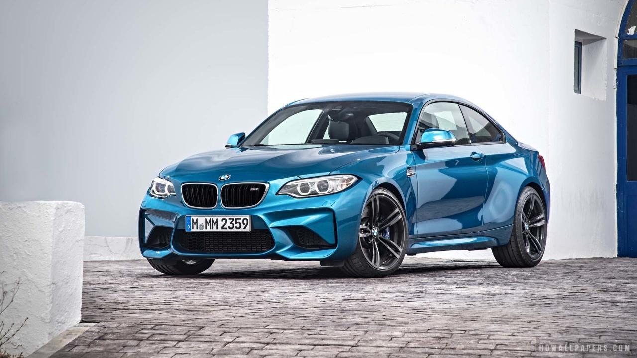 2016 BMW M2 Wallpaper 1280x720