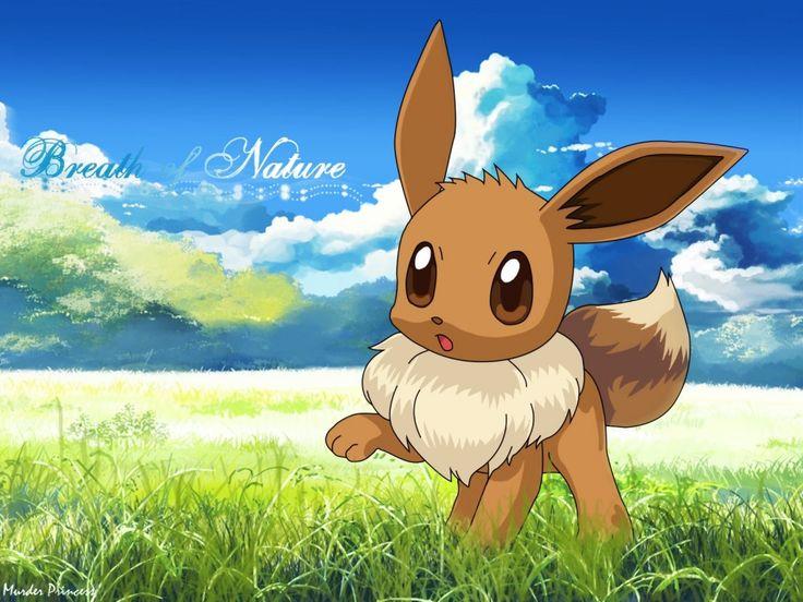 eevee pokemon wallpaper more pokemon eevee pokemon forever pokemon 736x552