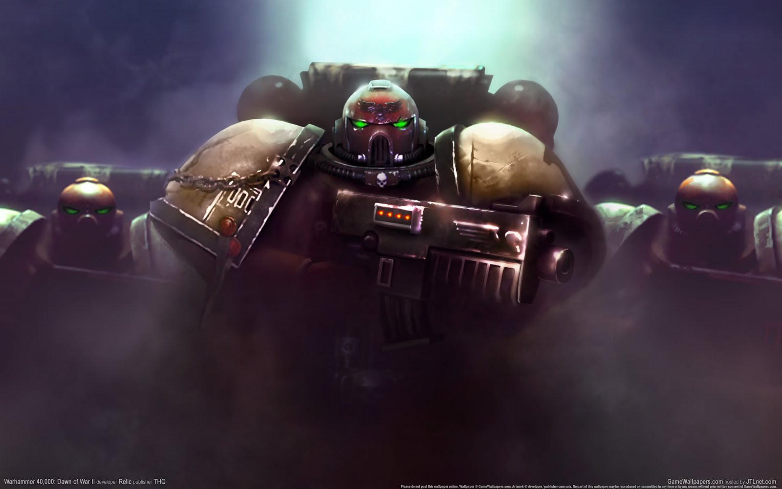 10 Great Warhammer 40k Dawn of War Wallpapers 1600x1000