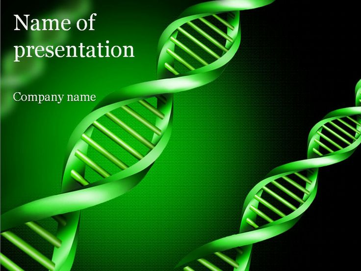 DNA PowerPoint Template Android Wallpapers Pinterest 736x552