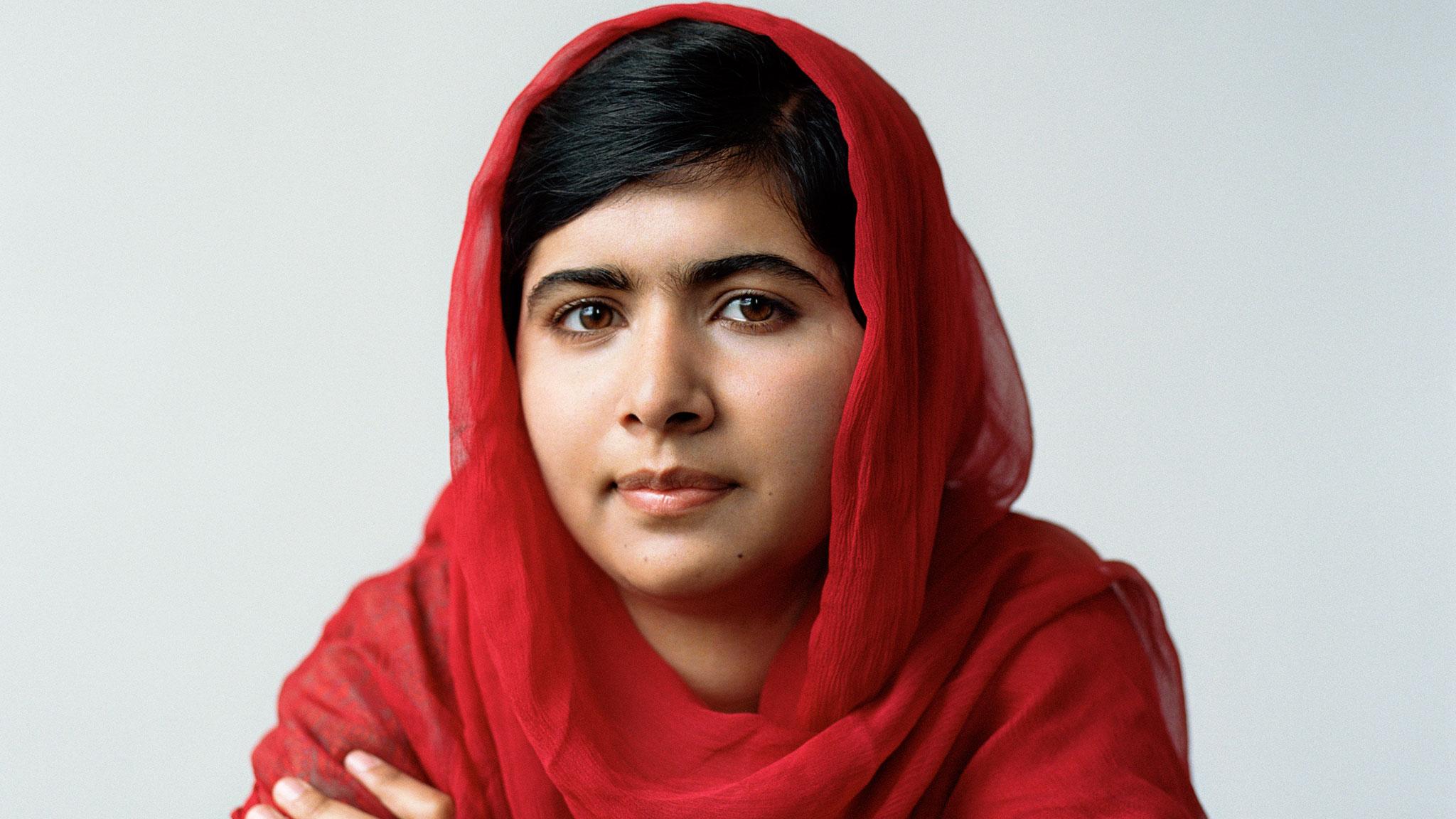 Malala Yousafzai Wallpaper 3   2048 X 1152 stmednet 2048x1152