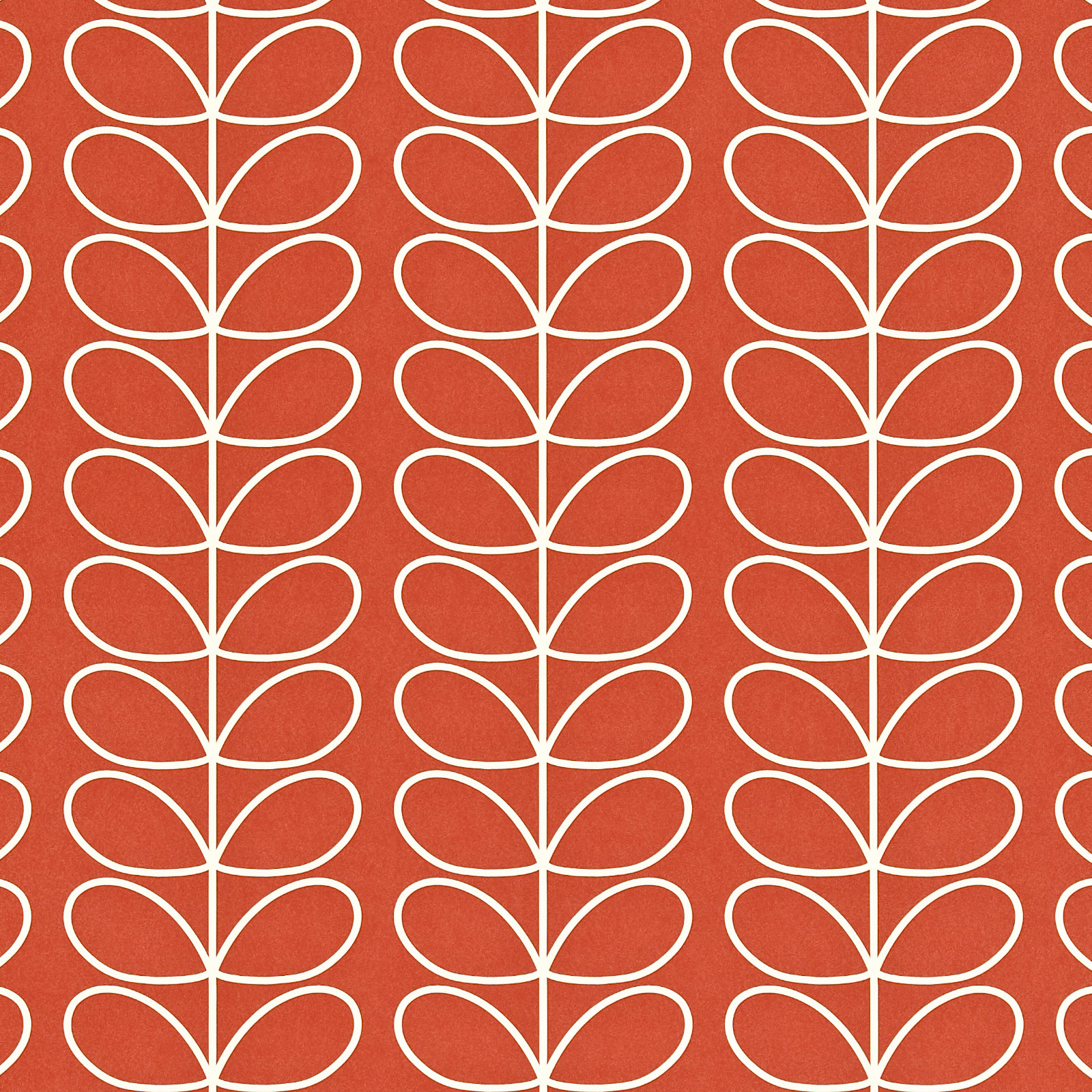 Orla Kiely Wallpaper Over Wallpaper Instructions View Original 1600x1600