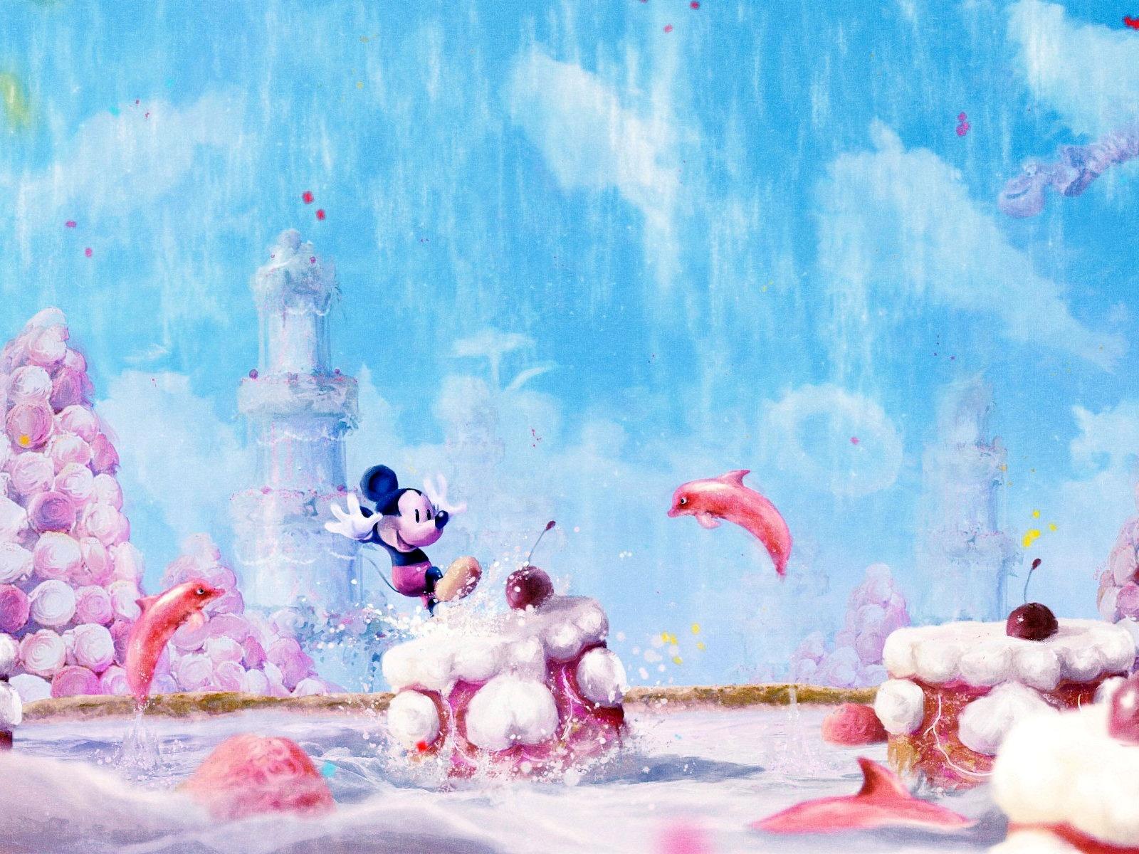 Free Disney Summer Wallpaper: Disney Summer Wallpaper