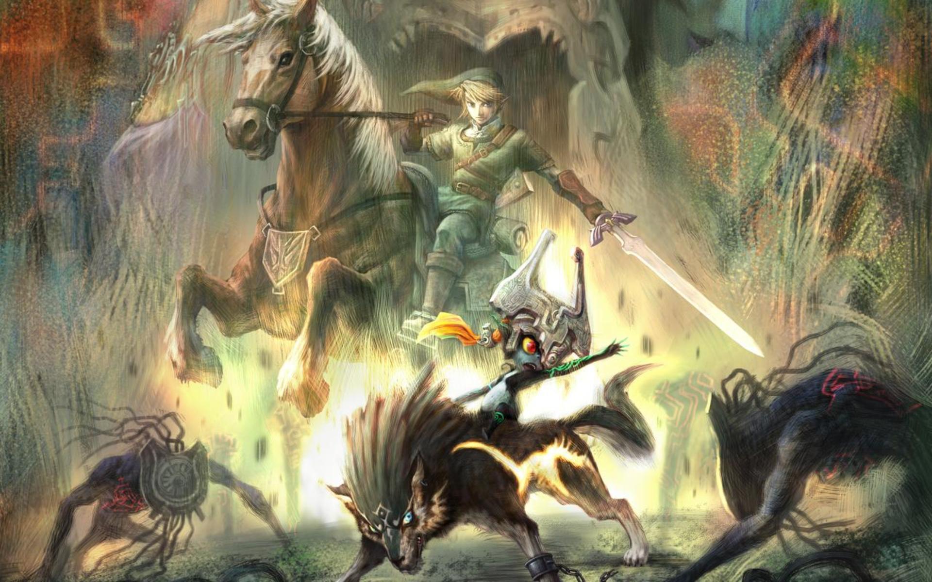Link Wallpapers Horseback Link Myspace Backgrounds Horseback Link 1920x1200
