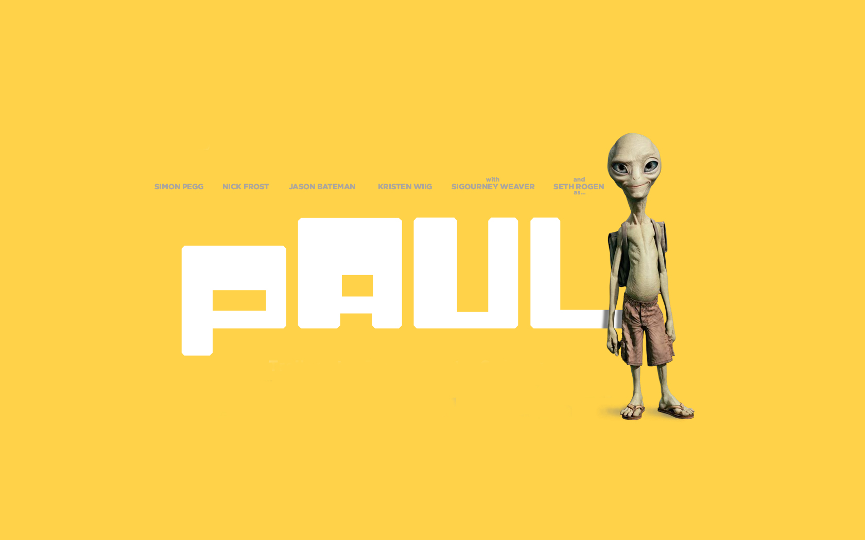 Paul Wallpaper 1680x1050 1680x1050