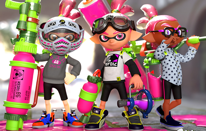 Splatoon Global Testfire Event To Return For One More Round My 800x510
