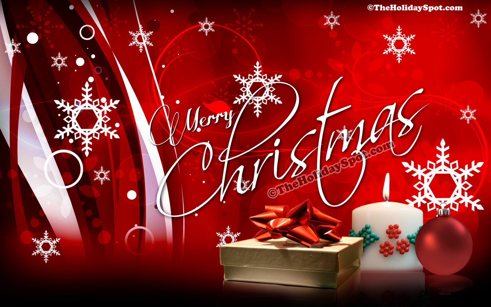 Top Hd Christmas Cards Wallpaper: HD Christmas Wallpaper 1920x1200