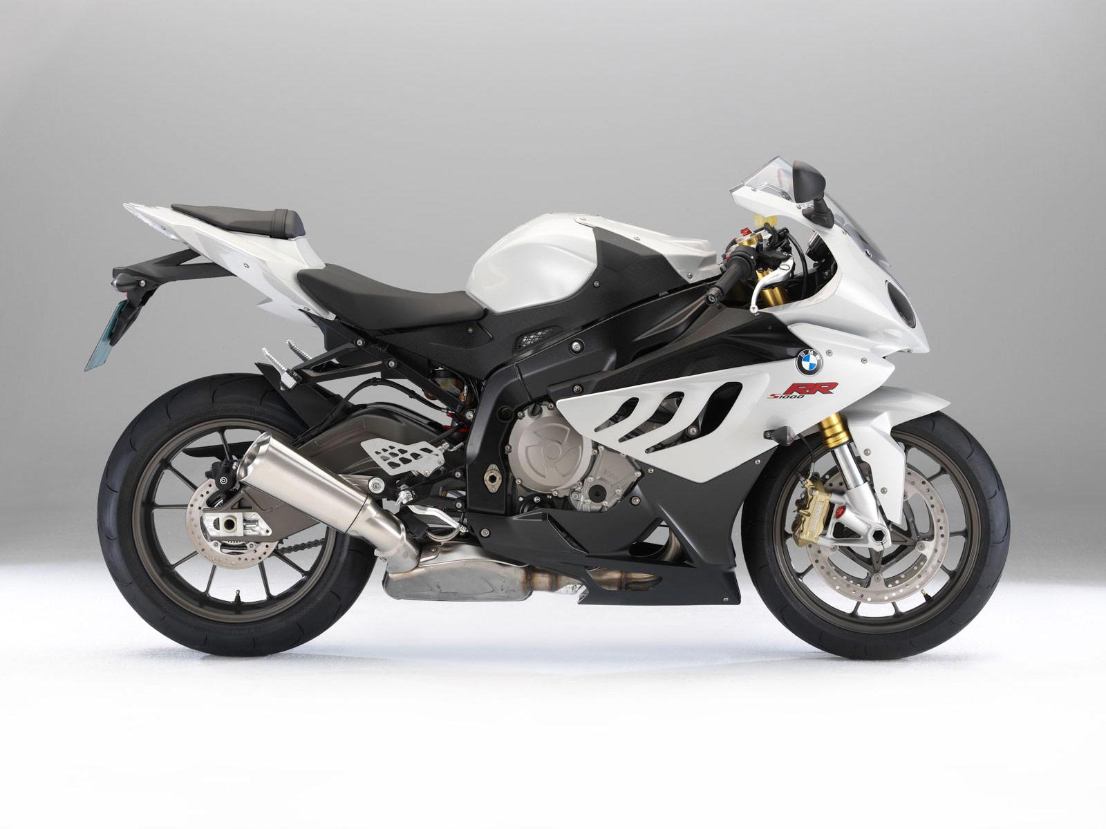 2011 BMW S1000RR Motorcycle Desktop Wallpapers 1600x1200