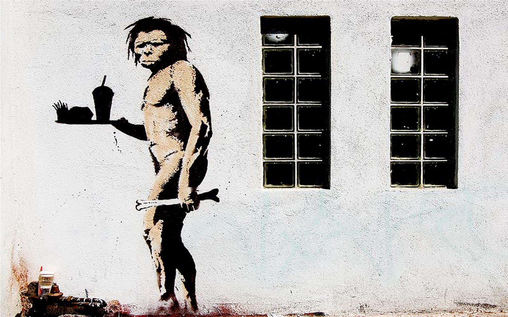 Banksy Wallpaper 3, Banksy Wallpapers, Art Wallpapers, Street Wall Art ...
