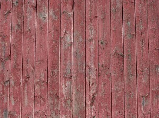 Red Barn Wood Wallpaper