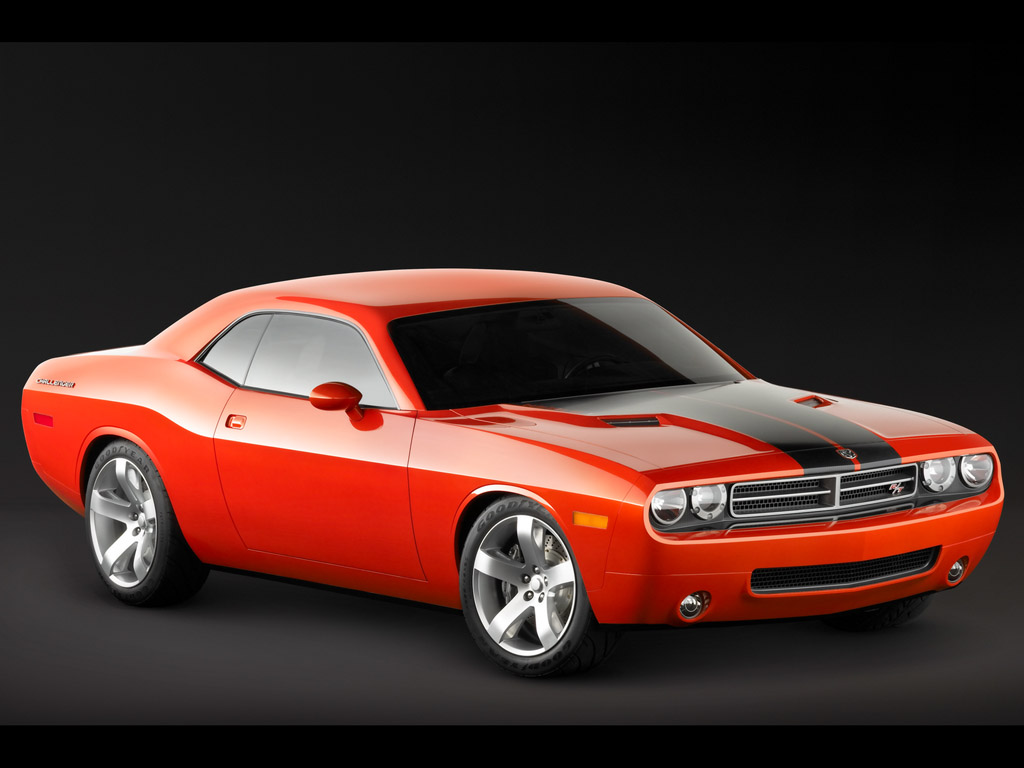 Dodge Challenger Wallpapers Car Modification 2011 1024x768