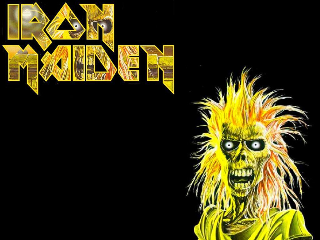 Wallpapers HD 144 Wallpapers de Iron Maiden   Fondos de pantalla 1024x768