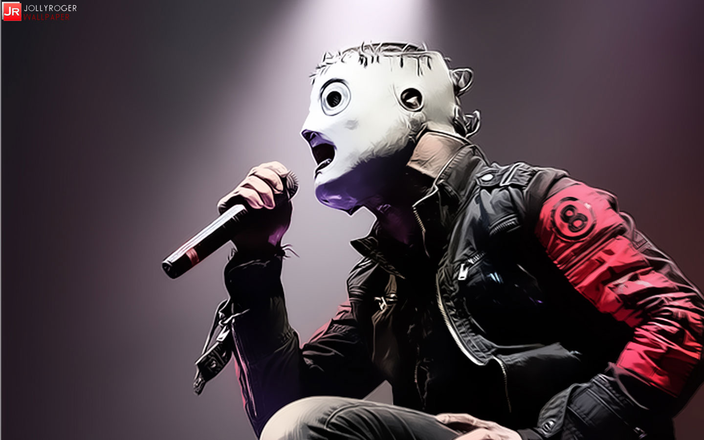 Corey Taylor wallpaper 1440x900