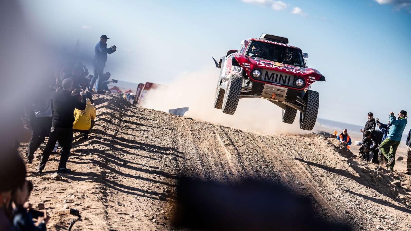 Carlos Sainz Sr wins the 2020 Dakar claiming third Dakar crown GRR 1600x900